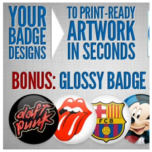 Badge Maker Photoshop Action