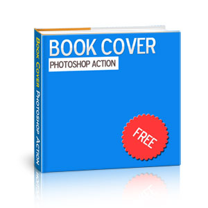 3D Book Cover Action