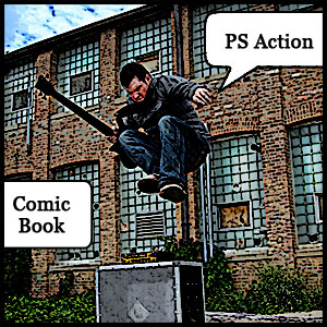 Comics Action for Photoshop