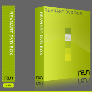 DVD Box Generator Action
