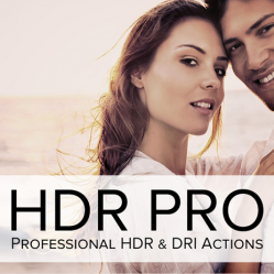 HDR Tone Mapping Photoshop Actions