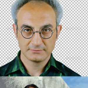 Remove Background in Photoshop Action