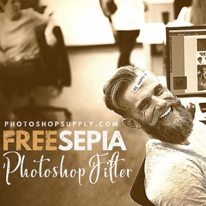 Sepia Photoshop Action