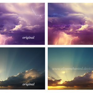 Gradient Color Photoshop Action