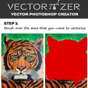 Vectorize Photoshop Vector Creator